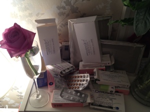 Just a few of my Cancer Drugs